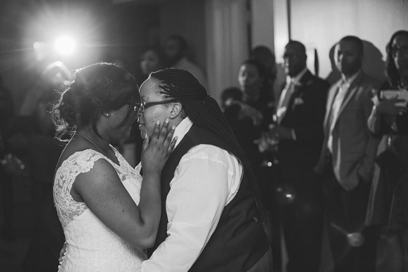 Our $28K Atlanta LGBTQ Wedding Weekend Was Pure Heart