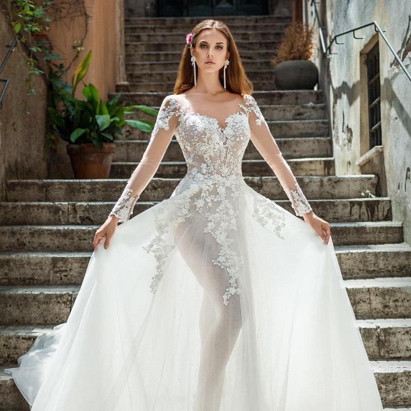 "Tanya Grig 2019 Wedding Dresses — ""Roman Holiday"" Bridal Collection | Wedding Inspirasi"