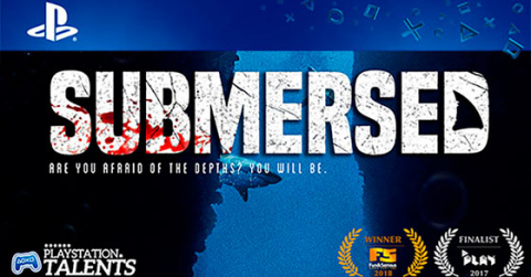 """The first-person survival horror game """"Submersed"""" is now"""