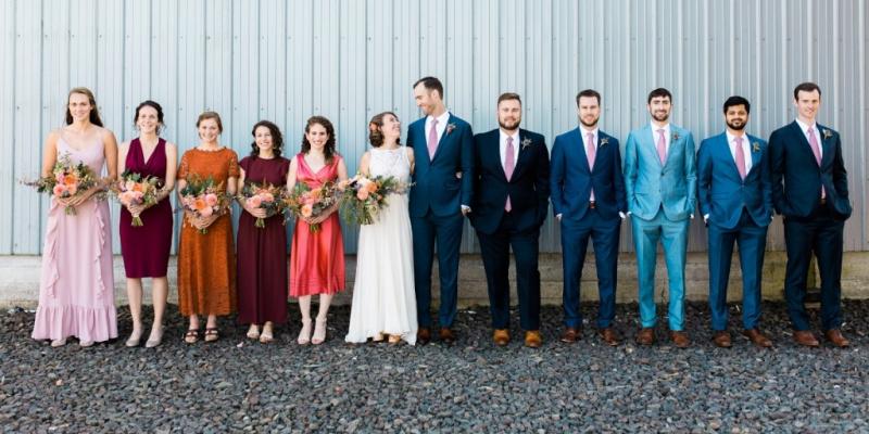 How to Have a Fun Organic Farm Wedding