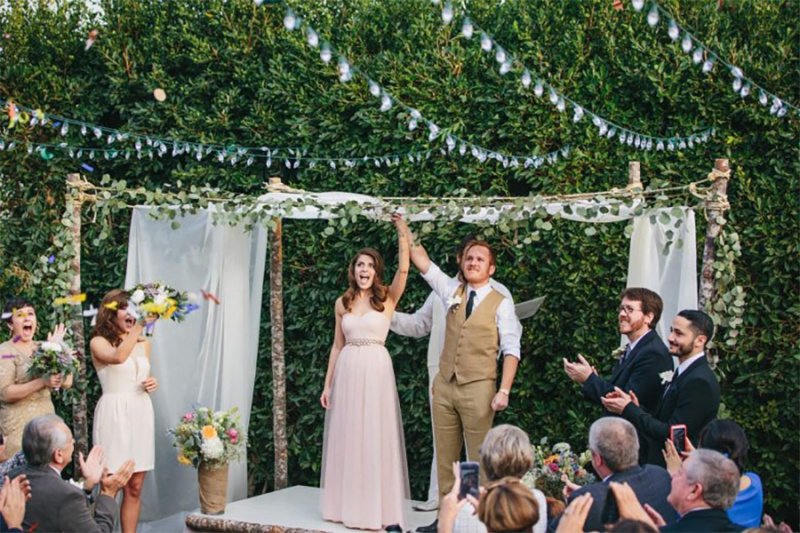 Backyard Weddings You Can Steal Ideas From | A Practical Wedding