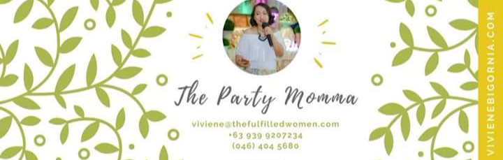 The Party Momma - Host Viviene