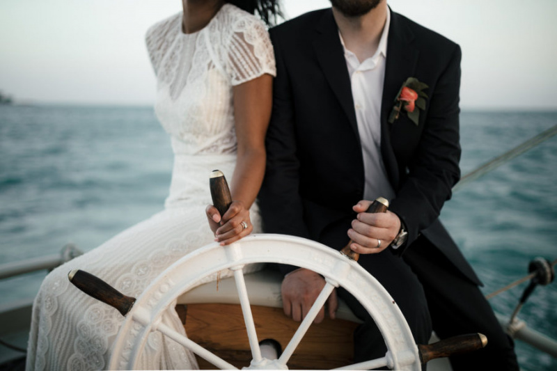 Can We Skip Their Wedding To Go On A Yacht Vacation? | A Practical Wedding