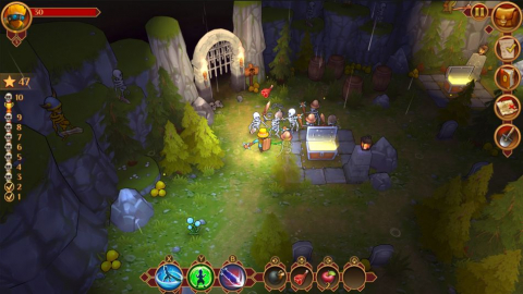 Quest Hunter, a story-driven action-RPG recently left Early