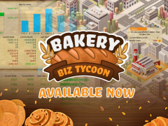 Bakery Biz Tycoon Re...