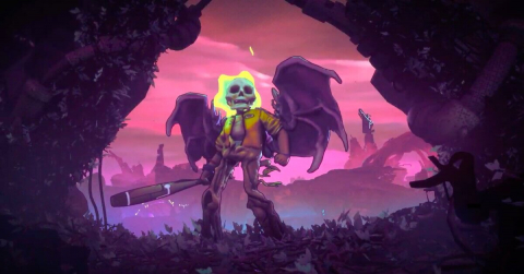 Double Fine Announces Rad - A New Roguelike Which Looks