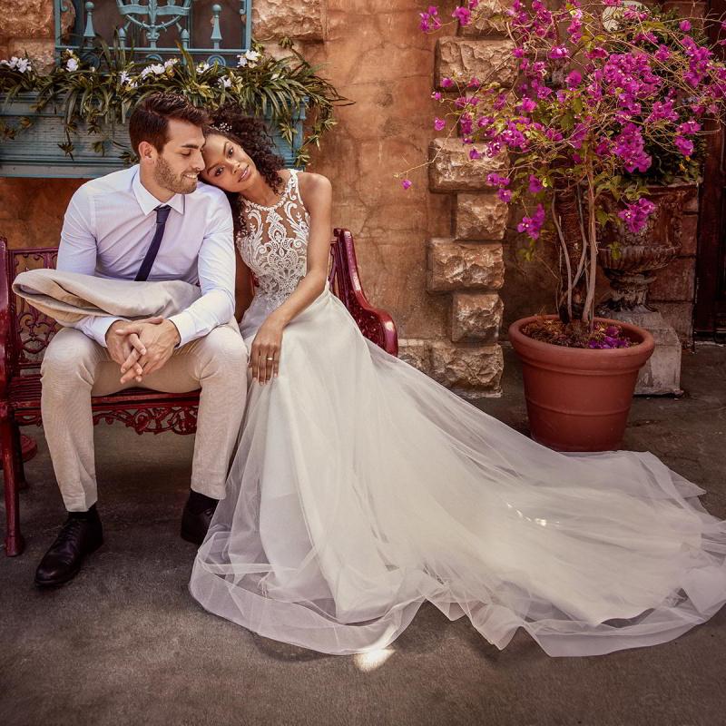 Rebecca Ingram Spring 2019 Wedding Dresses | Wedding Inspirasi