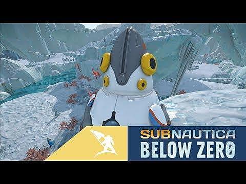 Subnautica Below Zero Update Adds Double-O Spy Penglings, New Biomes