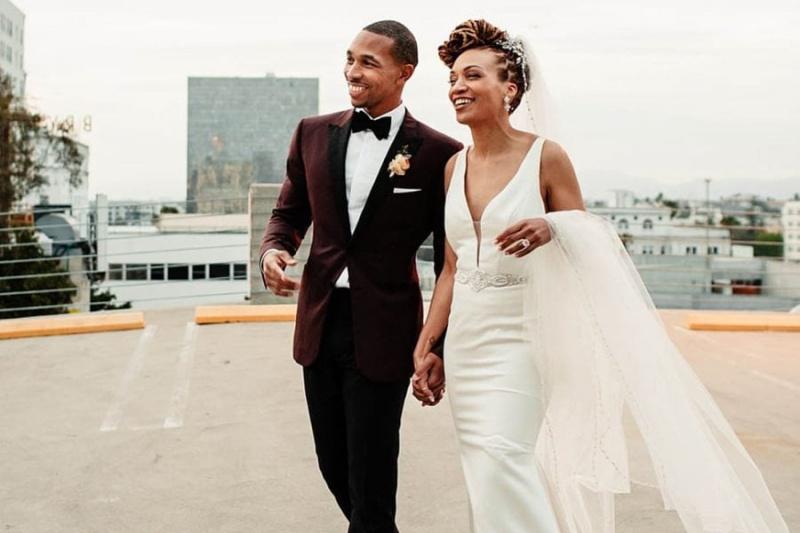 Our $45K LA Wedding Was GlamAF