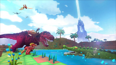Snail Games' PixARK...