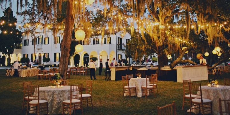 3 Princess Wedding Moments Straight Out of Jekyll Island