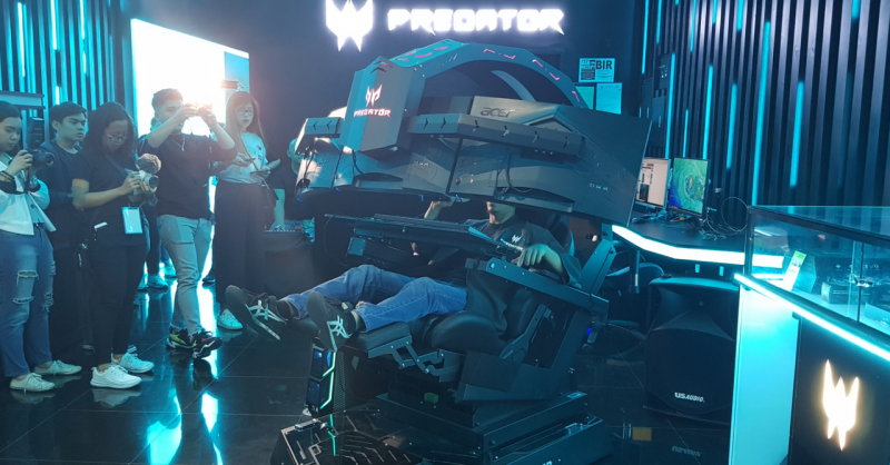Outstanding We Got To Try Out Predators Million Peso Gaming Chair The Caraccident5 Cool Chair Designs And Ideas Caraccident5Info