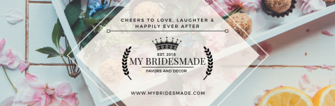 My BridesMade Favors and Decor