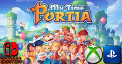 """""""My Time at Portia""""..."""