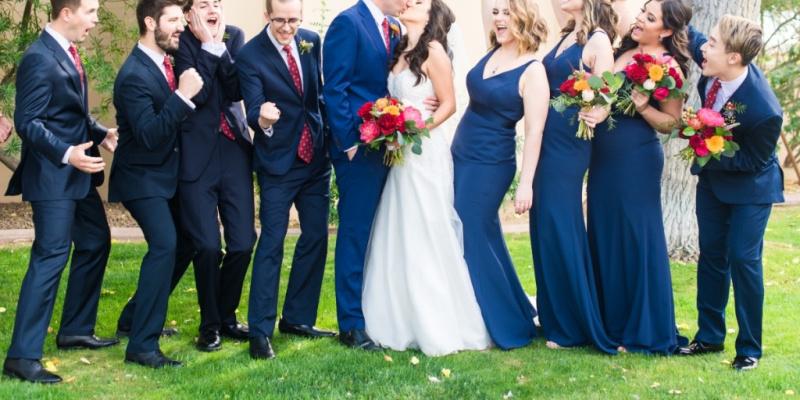 This Colorful Secret Garden Wedding Will Brighten Your Day