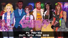 Arcade Spirits (PC)...