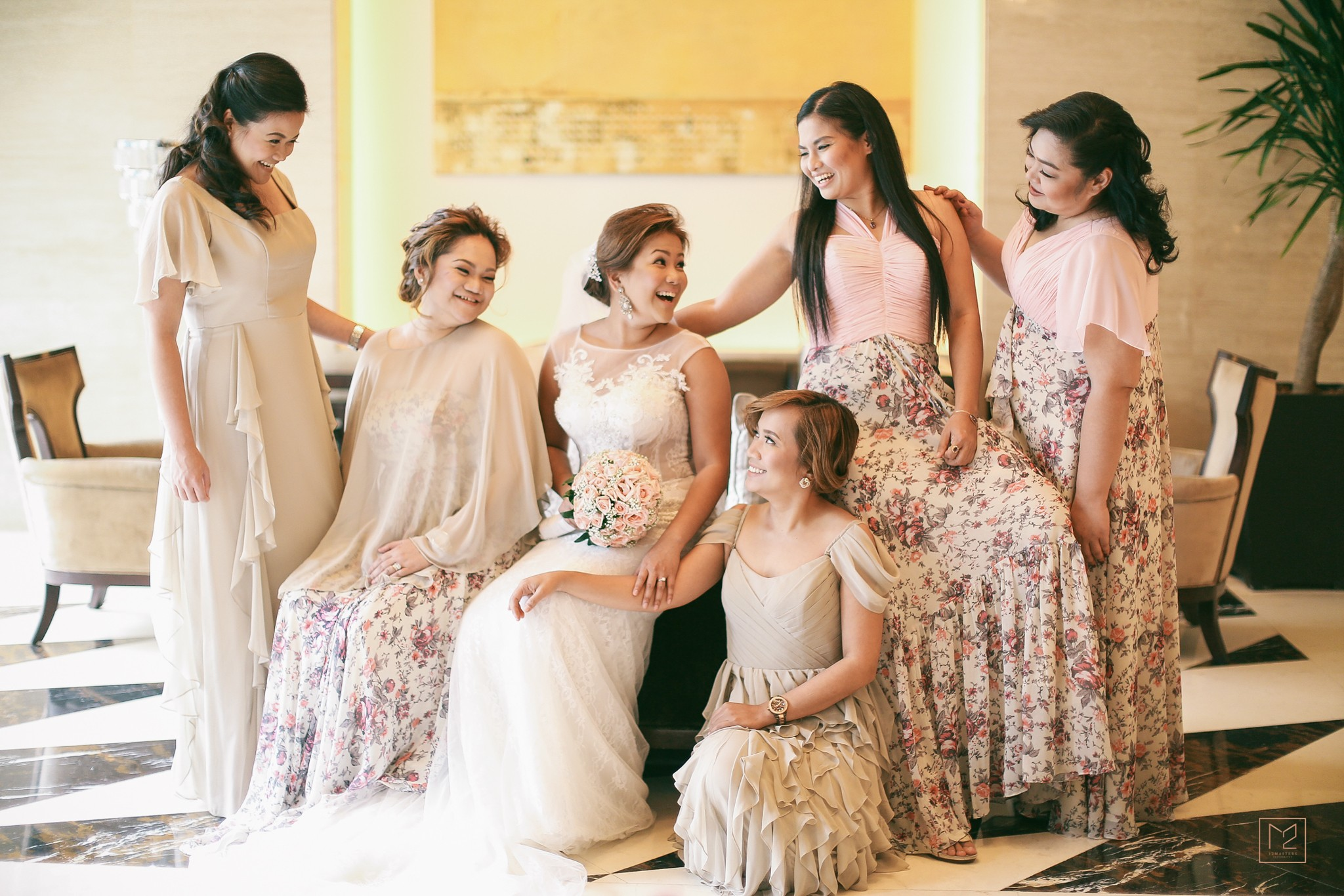 5 Tips for Picking Your Bridal Party | BG Bridal Gallery
