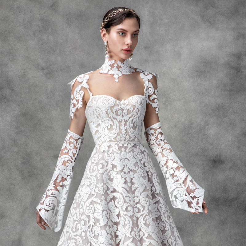 Victoria Kyriakides Spring 2020 Wedding Dresses