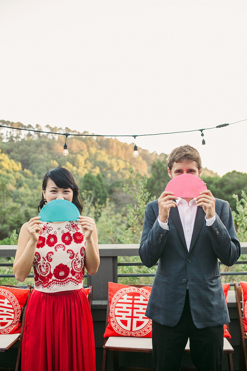Our $12K Redwood Wedding With A Tea Ceremony   A Practical Wedding