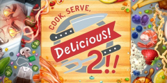 Review: Cook, Serve,...