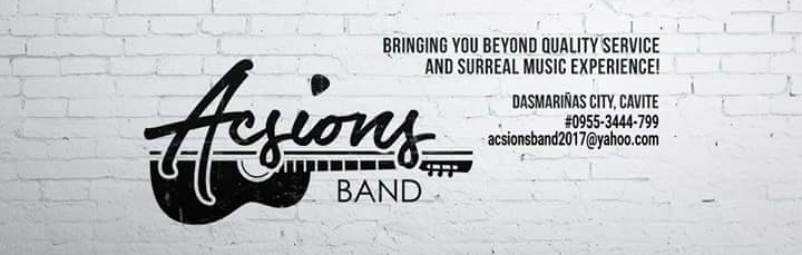 Acsions Band - Wedding Musicians