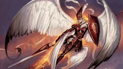 Feather, the Redeemed revealed in MTG's War of the Spark