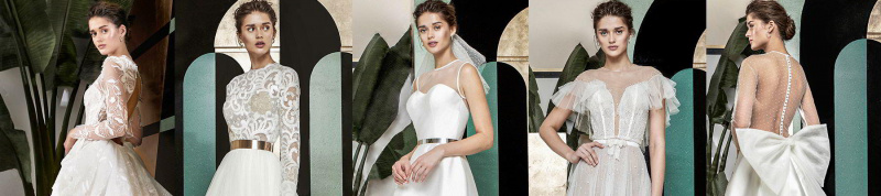 "Breathtaking ""Modern Vintage"" Wedding Dresses by Beauté Comme Toi — Fall/Winter 2019 Bridal Collection 