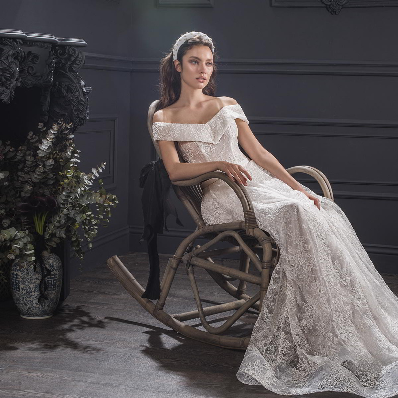 Dreams by Lihi Hod Spring 2020 Wedding Dresses