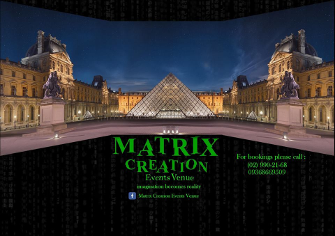Matrix Creation Events Venue