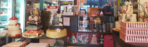 Crumbs Cake Art and Cafe