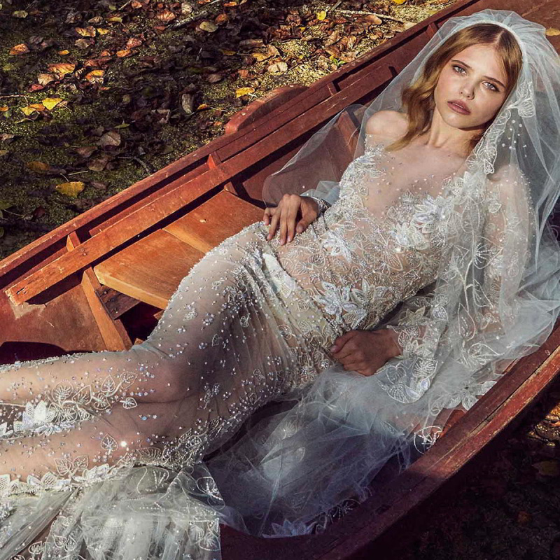 Zuhair Murad Bridal Fall 2019 Wedding Dreses | Wedding Inspirasi