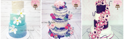Lush Cakes by Suzette