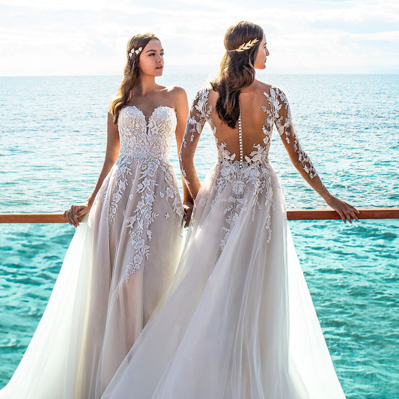 Cosmobella 2020 Wedding Dresses