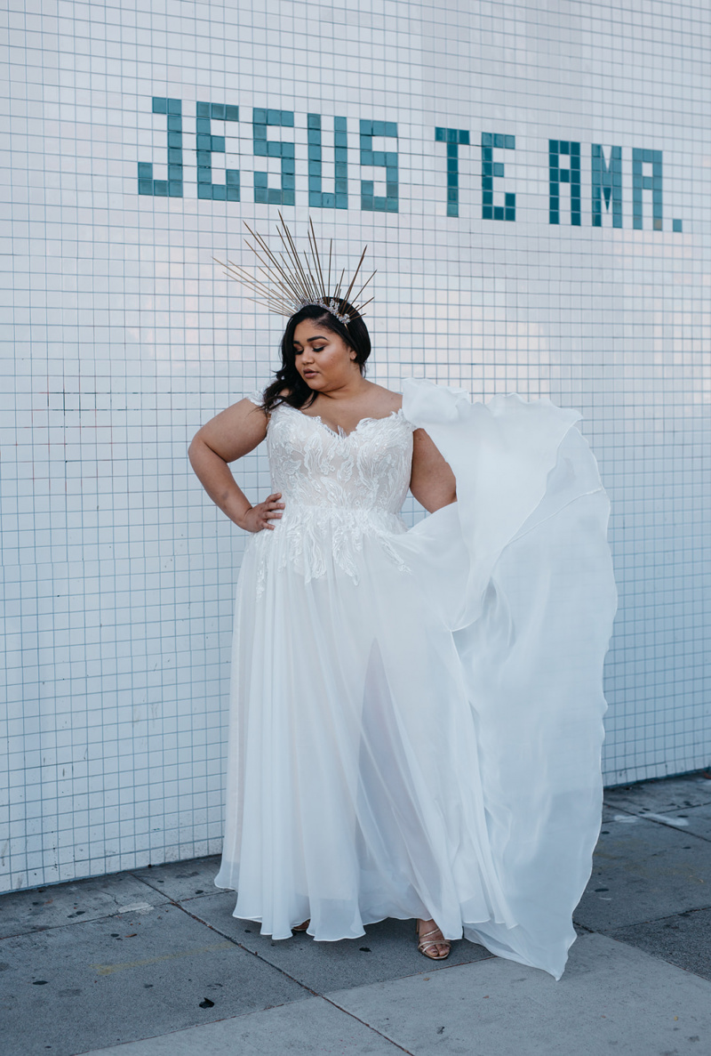 This Is Our Plus Size Wedding Dress Collection So Far