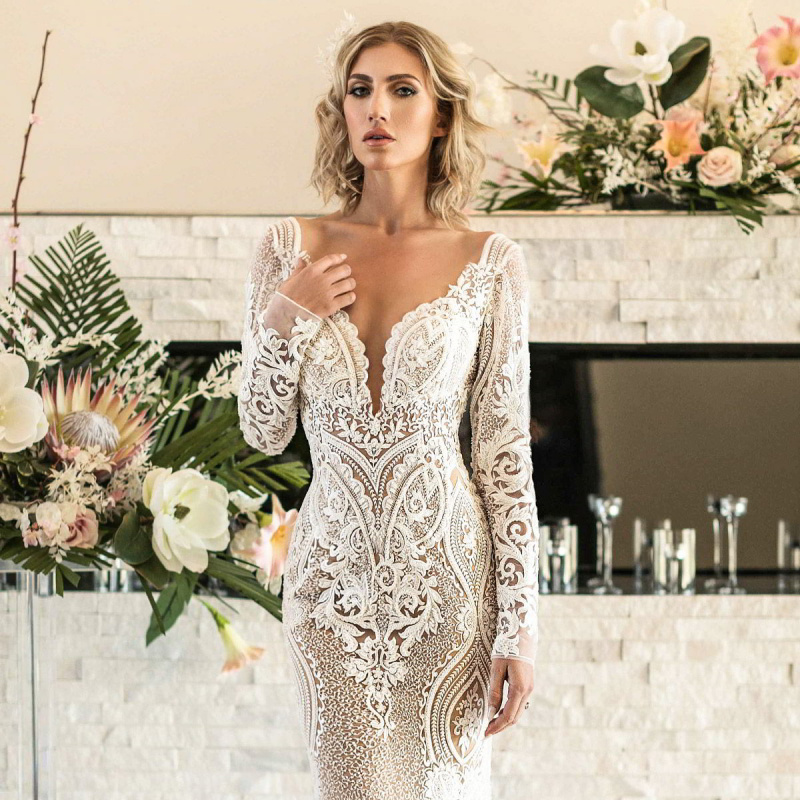 Naama & Anat Spring 2020 Wedding Dresses