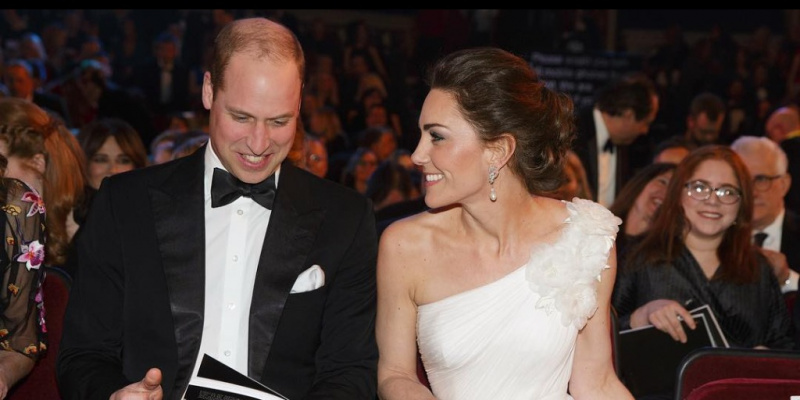 Kate Middleton's BAFTA Awards Ensemble Is Total Bride Goals