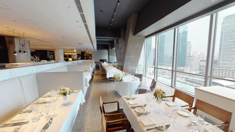 9cddf2f8bdcbc BG|《XEX TOKYO(ゼックス東京)》大丸東京最上階の絶景をバックにワンランク上の大人ウェディングが叶う式場をバーチャルレポート
