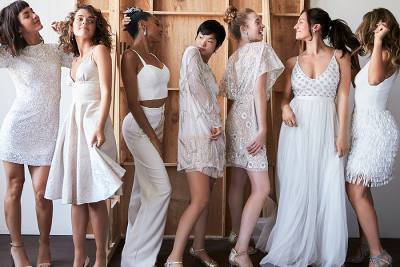 50 Short Wedding Dresses For Every Style And Budget