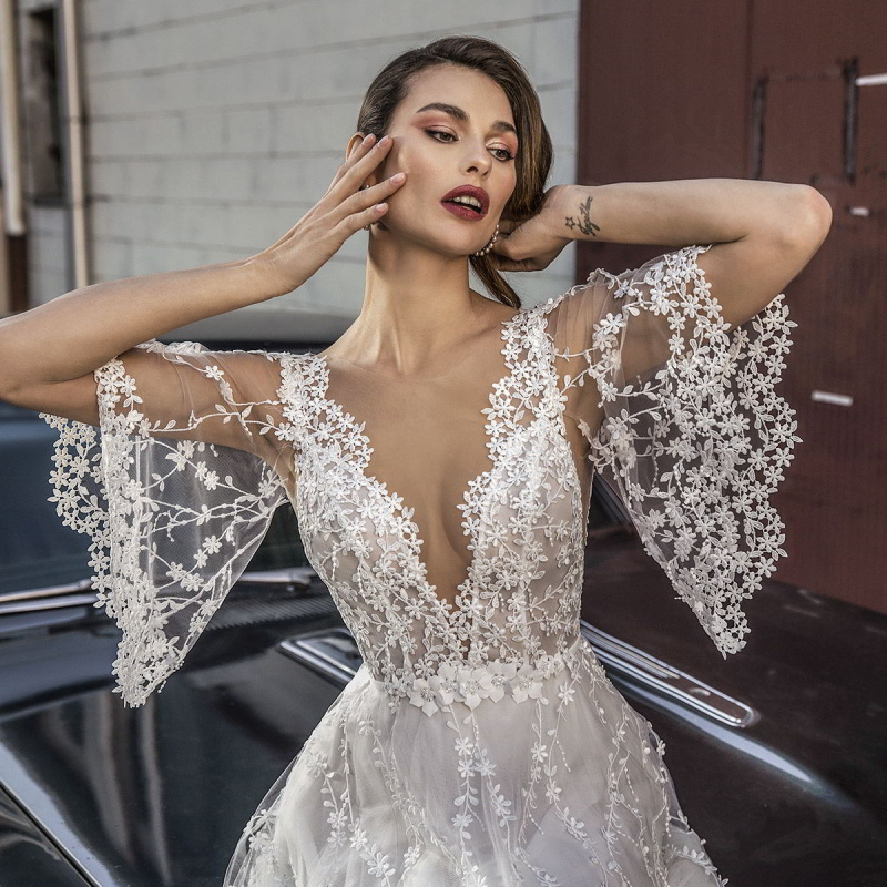 Valentini Spose Spring 2020 Wedding Dresses