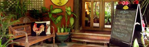 Chateau Hestia Garden Restaurant and Deli