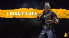 Johnny Cage returns...