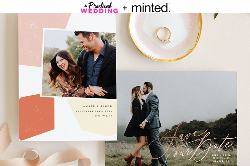 25 Save The Date Designs That Are Legitimately Cool