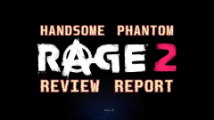 Rage 2 Review Report...