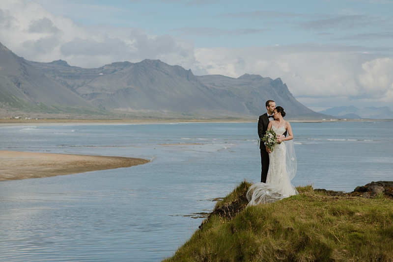 Our $55K Celebration In A Remote Corner Of Iceland | A Practical Wedding