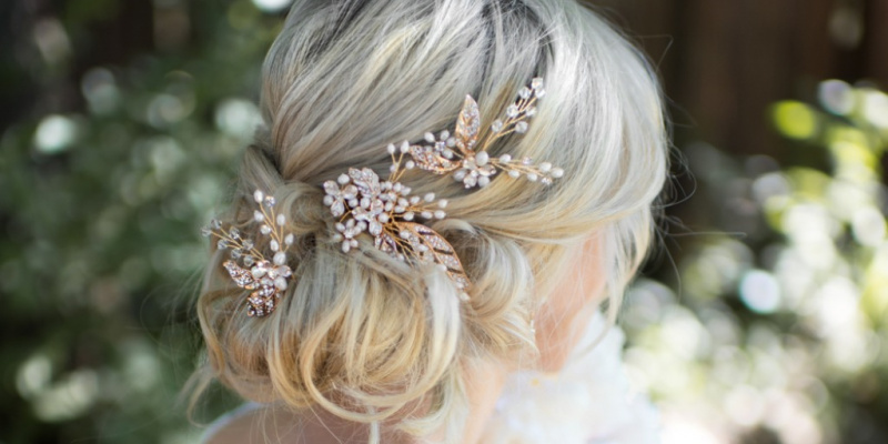 5 Bridal Hair Pieces to Match Your Style