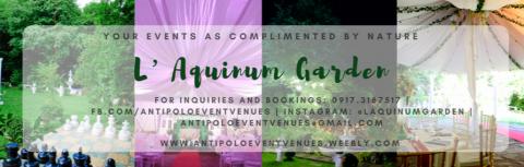 L'Aquinum Garden