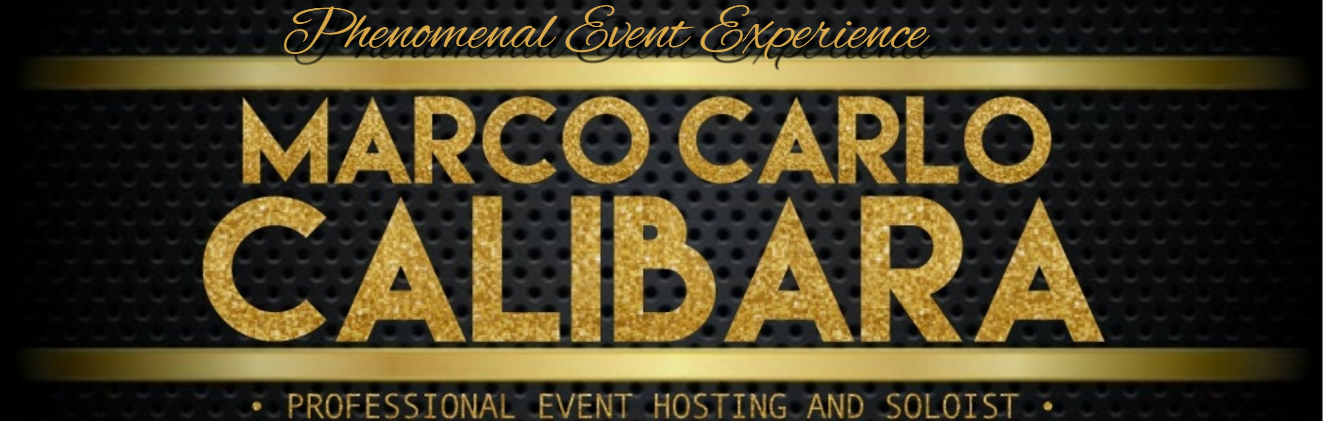 Signature Event Hosting by Marco Calibara