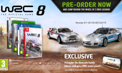 WRC 8 Editions and P...