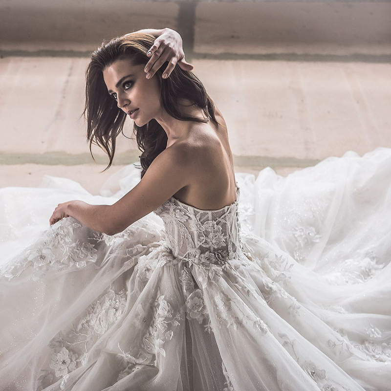 Yaniv Persy Spring 2020 Couture Wedding Dresses