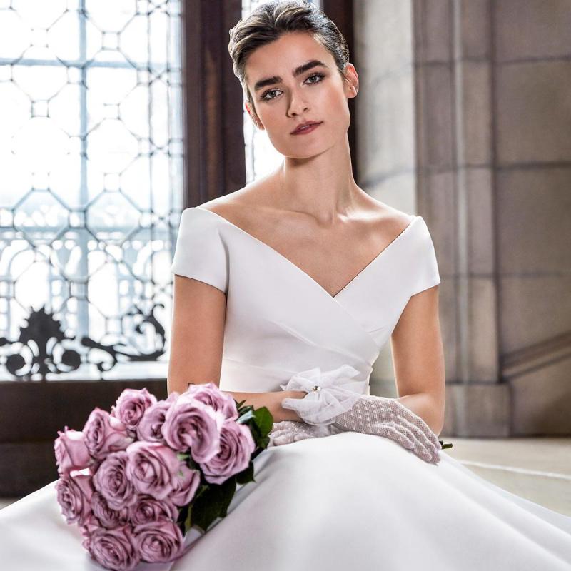 Sareh Nouri Spring 2020 Wedding Dresses